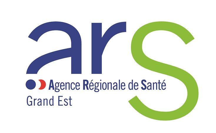 Logo Agence Régionale de Santé Grand-Est -France