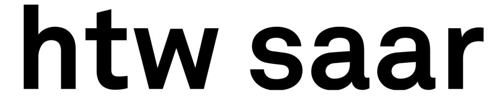 Logo HTW Saar - Allemagne