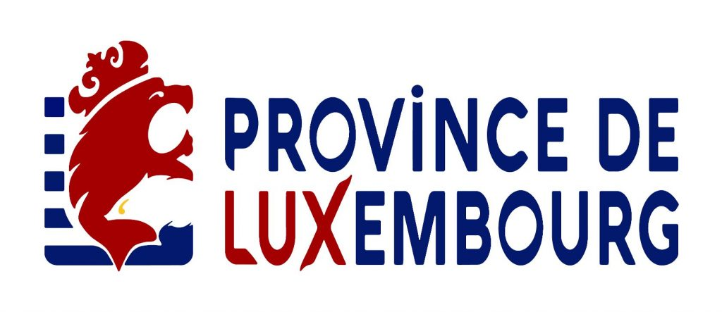 Logo Province du Luxembourg