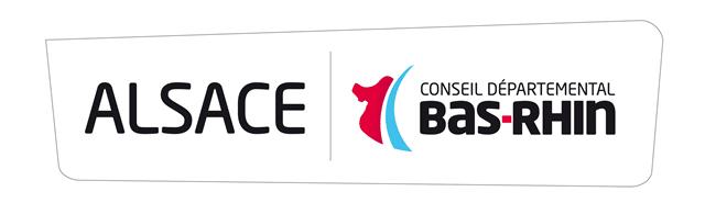 logo Département Alsace Bas-Rhin - France