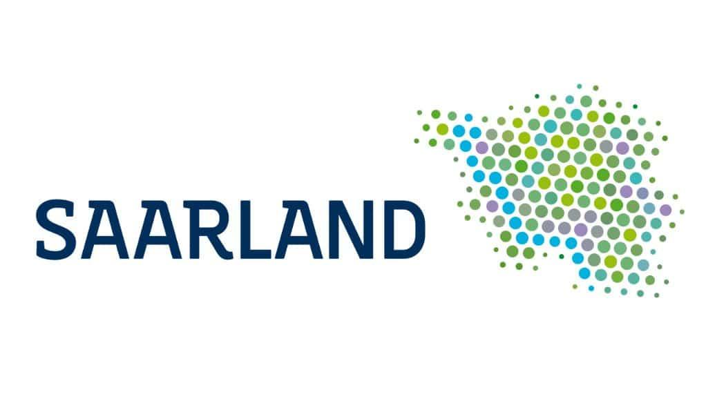 Logo Ministère économie Sarre - Allemagne